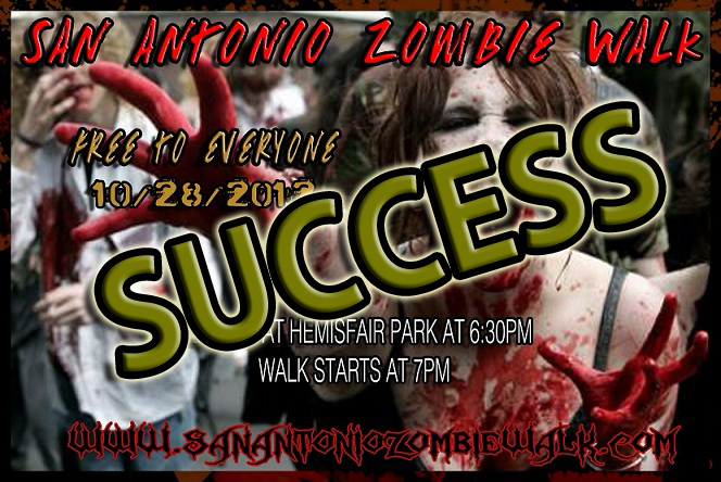 San Antonio Zombie Walk - Official - Home | Facebook
